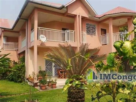 villa möbel maison villa a louer kinshasa ngaliema tr 232 s