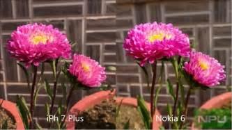 Nokia 6 vs iphone 7 plus cameras comparison nokia 6 new camera