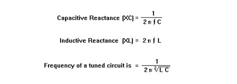 inductor choke formula calculating coils for hf