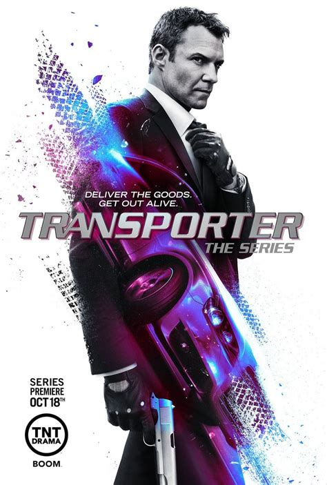 the series transporter the series dvd release date