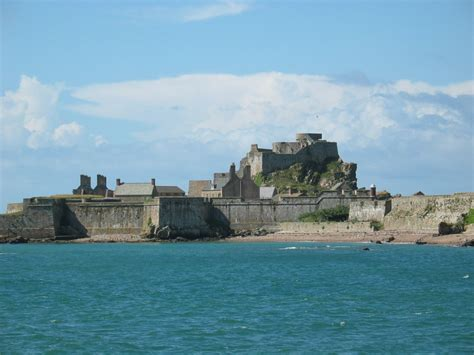 Jersey Castle images