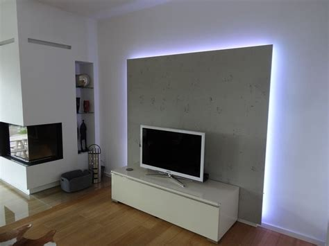 wohnzimmer tv wand 17 best ideas about tv wand mit led on tv wand