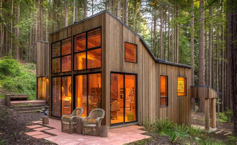 Cabins For Sale In California Redwoods by Real Estate Photography Sea Ranch Home Nestled In Redwood