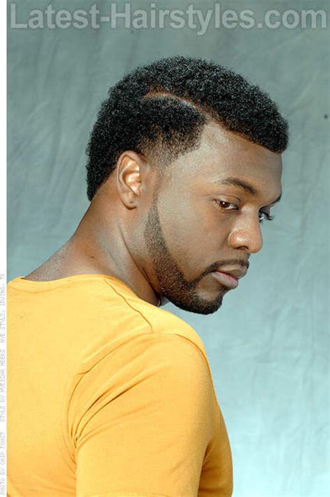 part in black man hair the top 19 hottest black men haircuts