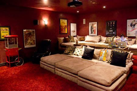 theater with couches best 20 home theatre ideas on pinterest cinema room