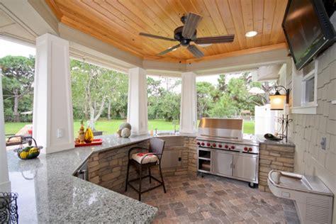 fogazzo outdoor kitchens 17 outdoor kitchen countertop designs ideas design