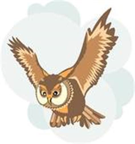 flying owl clipart the gallery for gt flying owl painting