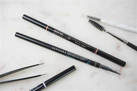 Brow Pencil brow wiz vs sephora retractable brow pencil plateau
