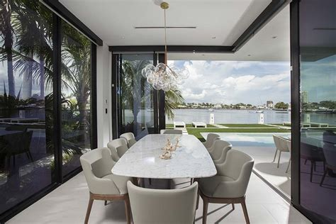 interior designer fort lauderdale ft lauderdale contemporary waterfront home reveal residential interior design from dkor interiors