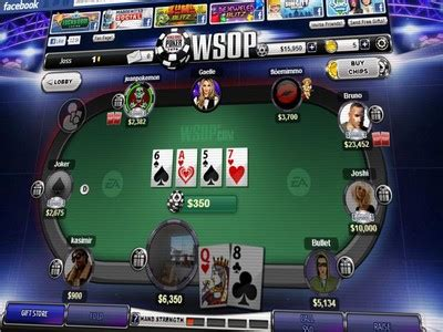 ea launches  play world series  poker app