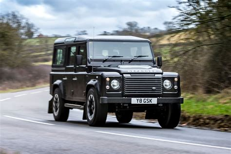 New Land Rover Defender 2018 News by New Land Rover Defender Works V8 2018 Review Automotive