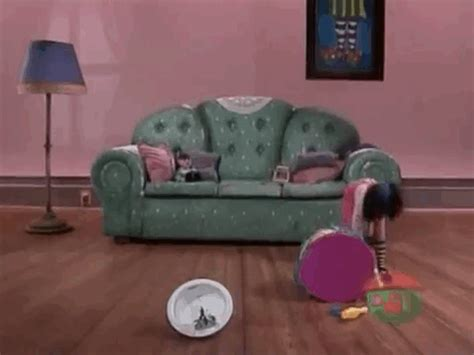 the big comfy couch clean up 12 reasons why the big comfy couch was a great part of our