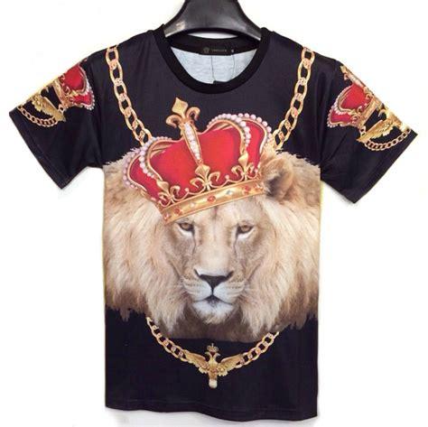Tshirt King Kong Hip Hop by New S Summer Casual Clothing Sleeve Tshirt