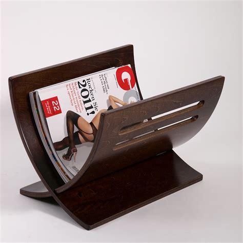 design magazine rack uk design news rack news white wooden paper basket