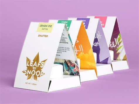 designboom pentagram pentagram brands snoop dogg s line of marijuana based