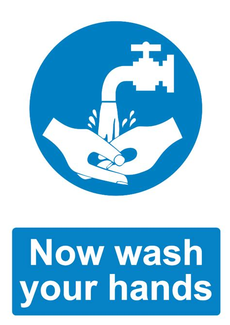 Free Wash Your Signs Printable free signage uk printable mandatory signs