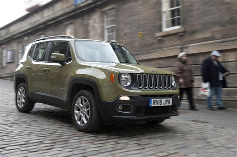 Review Jeep Renegade Jeep Renegade Review And Uk Test Drive