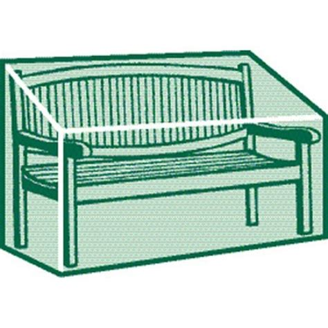 patio bench covers 4 seater garden bench cover the garden factory