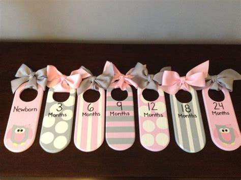 Baby Closet Clothes Dividers by Baby Closet Dividers Set Of 7 Baby Closets Shower