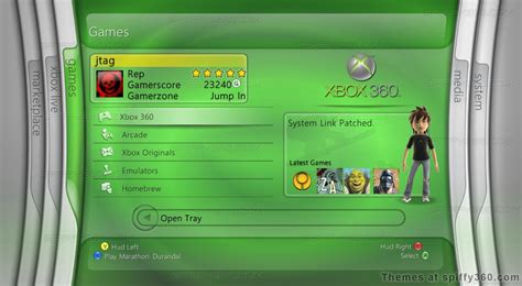 download windows 8 theme xbox 360 xbox 360 theme depository themes for xbox 360 software