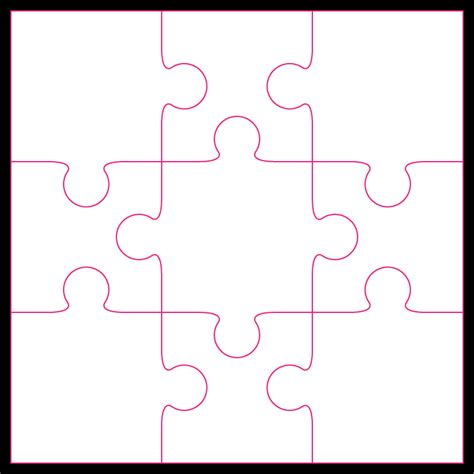 jigsaw pattern generator magnetic jigsaw stocking filler idea