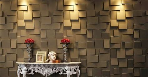 decorative wall panels with a strong visual effect decorative wall panels in the interior latest trends