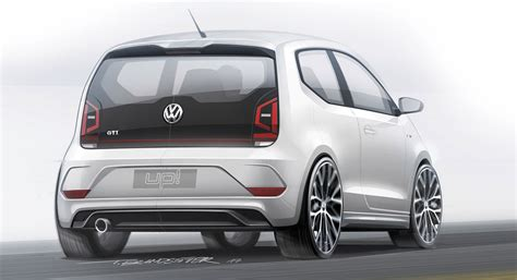 volkswagen up vw up gti price revealed and it s cheaper than you d