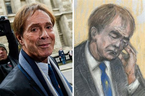 cliff richard official 2018 1785494384 sir cliff richard chokes back tears in court and says he feared heart attack after raid daily star