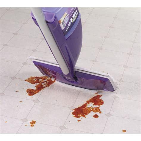 swiffer wetjet wood floor cleaner mop review