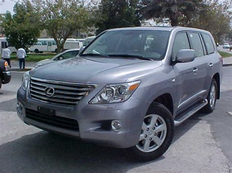 2009 lexus lx570 suv used car for sale in bahrain