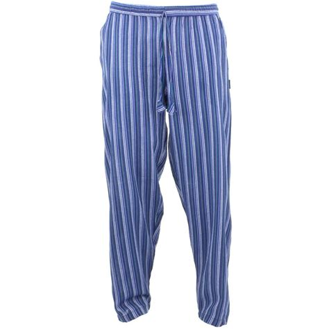 light cotton pants nepalese cotton trousers pants striped gringo loose light