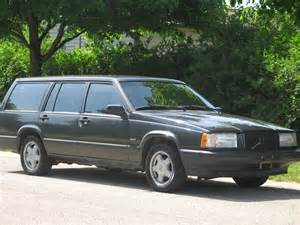 1991 Volvo 740 Wagon 1991 Volvo 740 Exterior Pictures Cargurus