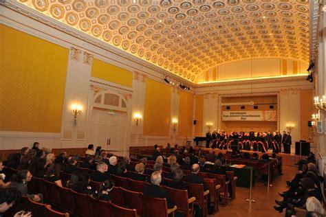 30th international franz schubert choir competition and