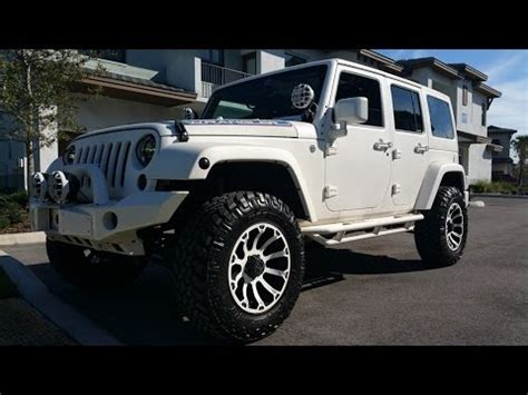 Jeep Tj Budget Boost Jeep Wrangler Budget Boost Vs Lift Kit Before After