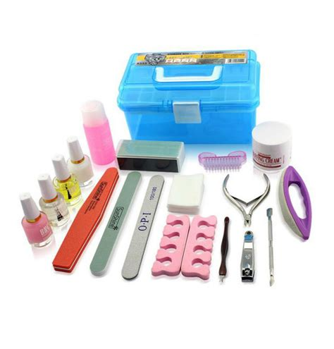 Nail Producten by Free Shipping Acrylic Nail Kit Basic Supplies Manicure
