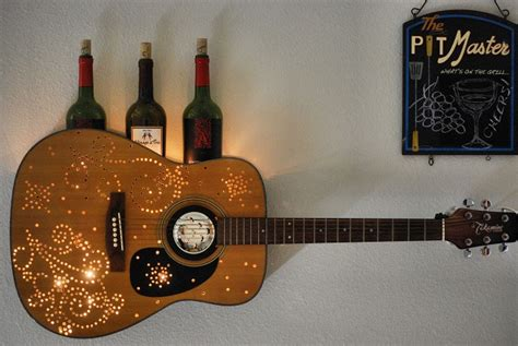 diy guitar cleaner amazing ways to upcycle a guitar crafty morning