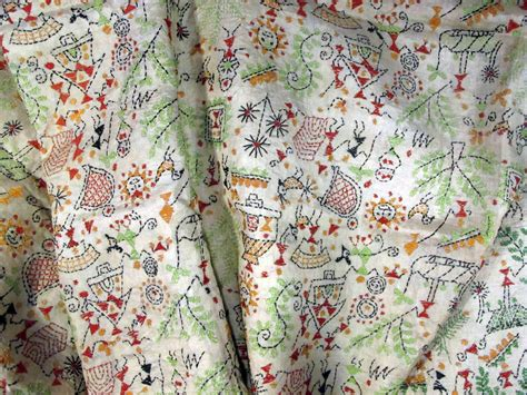 embroidered fabrics hand loomed and embroidered fabric www dervis com