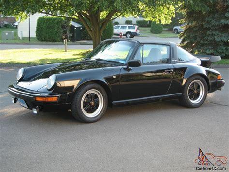 Porsche 911 Sc 1983 by 1983 Porsche 911 Sc Targa