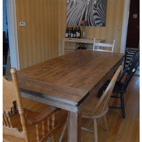 diy woodworking plans   farmhouse table