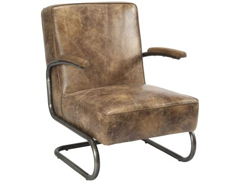 Occasional Chairs Perth by Moe S Home Collection Perth Light Brown Accent Chair Pk