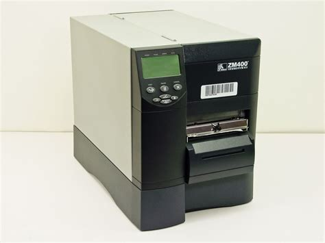 Printer Zebra Zm400 zebra thermal printer zm400 printers