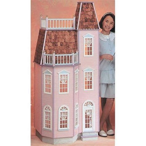 barbie doll house kits to build barbie dollhouse kit barbie s victorian town house