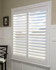 Installing A Bow Window hunter douglas shutters plantation shutters cleveland