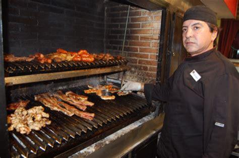 Small Commercial Kitchen Design parrillada libre en el restaurante argentino gaucho grill