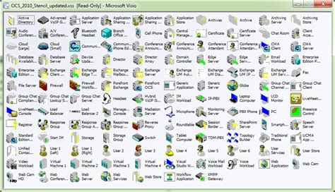 lync 2010 visio stencils the expta blog