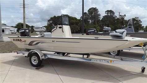 2015 alumacraft 1860 bay boat power boat for sale www - Alumacraft Bay Boat