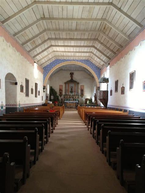 Mission Plumbing San Antonio by Inside The Church At San Antonio De Padua Mission Yelp