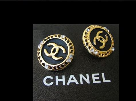Anting Fashion Branded Chanel 2 shop designer clothing bags accessories up to 90 chanel earrings chanel and earrings