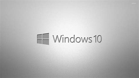 wallpaper windows grey windows 10 gray text logo on grainy gray wallpaper
