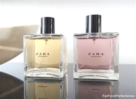 Parfum Zara Fruity far from perfection xo zara and fruity perfume